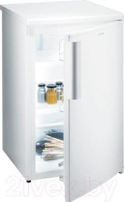 Холодильник с морозильником Gorenje RB42W
