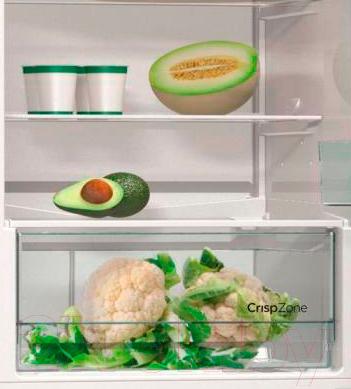 Холодильник с морозильником Gorenje RK6191AX