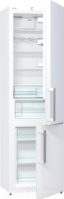Холодильник с морозильником Gorenje RK6201FW