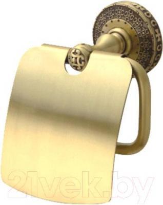 Держатель для туалетной бумаги ZorG Antic AZR-08 BR