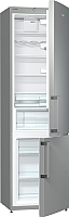 Холодильник с морозильником Gorenje RK6201FX -