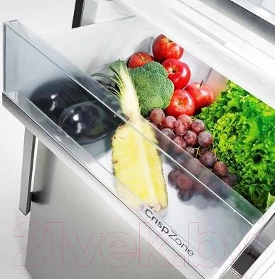 Холодильник с морозильником Gorenje RK6201FX
