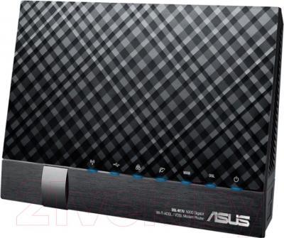 Маршрутизатор/DSL-модем Asus DSL-N17U