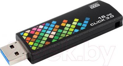 Usb flash накопитель Goodram Cl!ck 3.0 64GB (PD64GH3GRCLKR9)