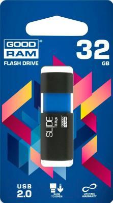 Usb flash накопитель Goodram Sl!de 32Gb (PD32GH2GRSLBR10)