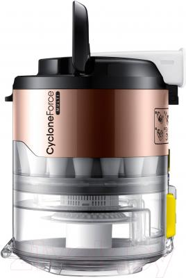 Пылесос Samsung SC12H7050H (VC12H7050HD/EV) - контейнер для пыли