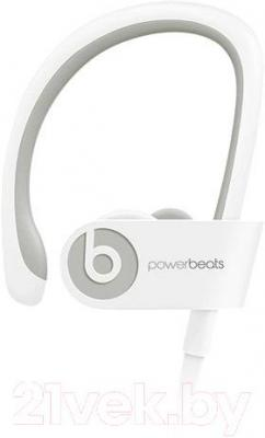 Наушники-гарнитура Beats Powerbeats 2 by Dr. Dre (белый)