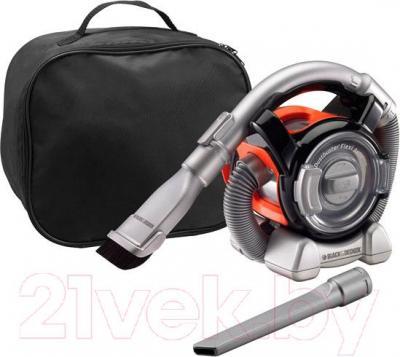 Портативный пылесос Black & Decker PAD1200-XK - комплект