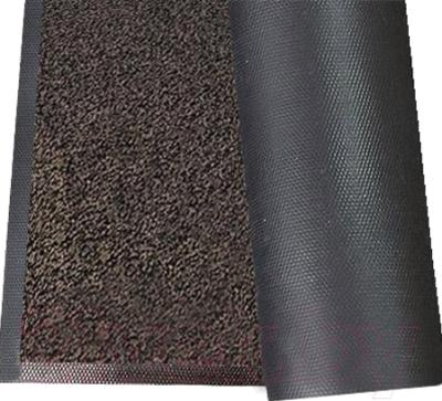 Грязезащитный коврик Kleen-Tex Iron Horse DF-000 (115x200, темно-коричневый)