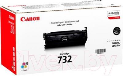 Картридж Canon 732Bk (6263B002AA)