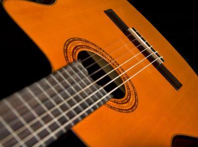 Электроакустическая гитара Washburn C5CE