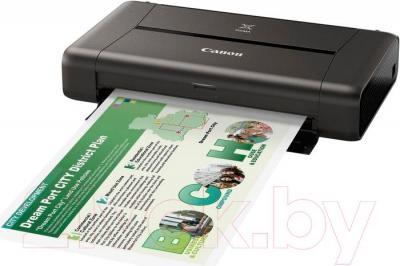 Принтер Canon PIXMA iP110 with battery (9596B029AA)
