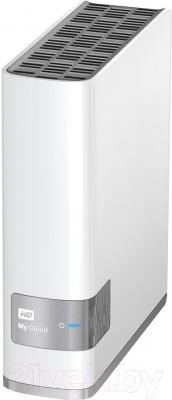 Сетевой накопитель Western Digital My Cloud 4TB (WDBCTL0040HWT)