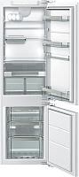 Холодильник с морозильником Gorenje GDC66178FN -