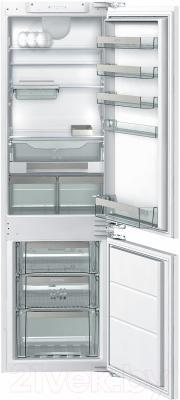 Холодильник с морозильником Gorenje GDC67178FN