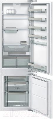 Холодильник с морозильником Gorenje GDC67178F