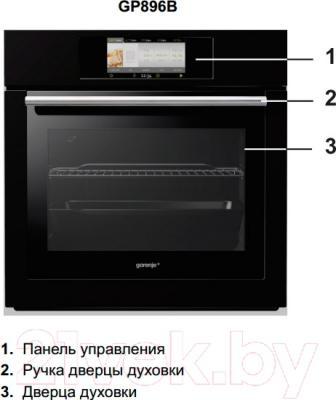 Электрический духовой шкаф Gorenje GP896B