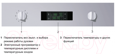 Электрический духовой шкаф Gorenje GO854B