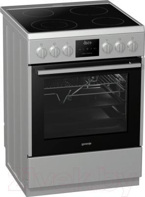 Кухонная плита Gorenje EC633E15XKU