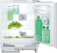 Холодильник без морозильника Gorenje RIU6091AW -