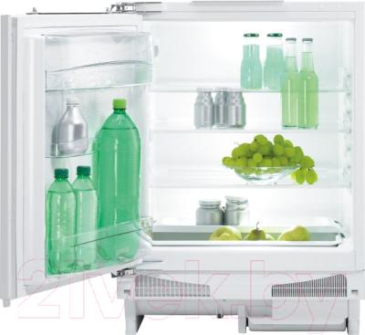 Холодильник без морозильника Gorenje RIU6091AW