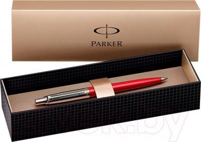 Ручка шариковая Parker Jotter Red S0705580