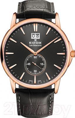 Часы мужские наручные Edox 64012 37R NIR