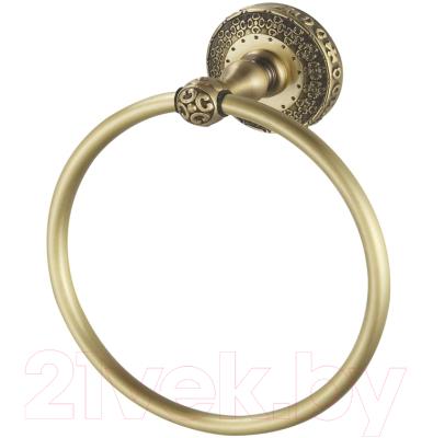Кольцо для полотенца ZorG AZR 11 BR
