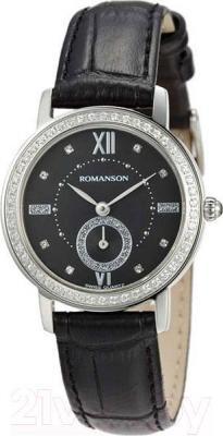 Часы женские наручные Romanson RL3240QLWBK