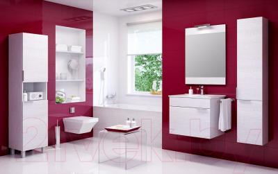 Зеркало для ванной Aqwella Бриг 60 (Br.02.06/SM) - в интерьере