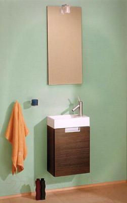 Зеркало для ванной Aqwella Леон 40 (Ln.02.04/V) - в интерьере