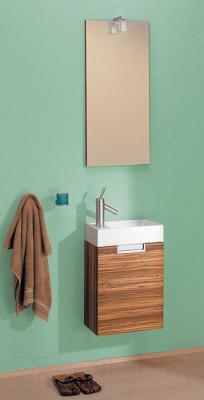 Зеркало для ванной Aqwella Леон 40 (Ln.02.04/Z) - в интерьере