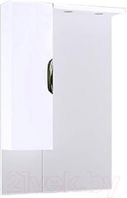 Шкаф с зеркалом для ванной Aqwella Эколайн 75 (Eco-L.02.07)