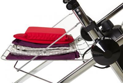 Гладильная система Mie Completto XL - полочка для белья/ одежда в комплектацию не входит