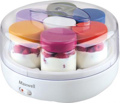 Йогуртница Maxwell MW-1434W - общий вид