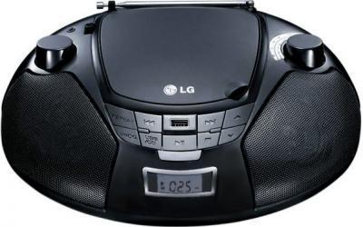 Магнитола LG SB16B - общий вид