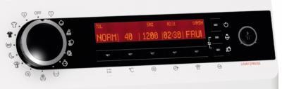 Стиральная машина Gorenje W9825I - панель управления