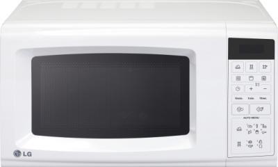 Микроволновая печь LG MB4041C - фронтальный вид