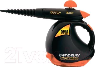 Отпариватель Endever Odyssey Q-408 (черный/оранжевый)