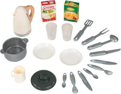 Детская кухня Smoby Кухня детская Tefal Studio (024666) - кухонные принадлежности