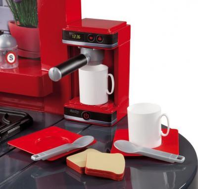 Детская кухня Smoby Кухня детская Tefal Super Chef (024667) - кофеварка