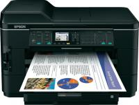 МФУ Epson WorkForce WF-7525 -