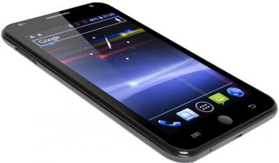Смартфон GoClever TAB F500 - общий вид
