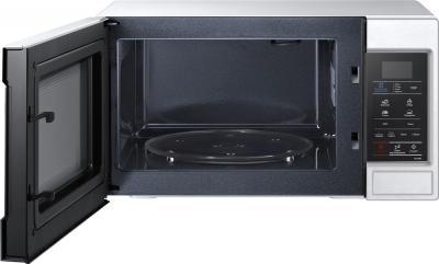 Микроволновая печь Samsung ME7R4MR-W - изнутри