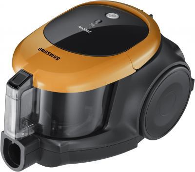 Пылесос Samsung SC4474 (VCC4474S3O/XEV) - вид сбоку