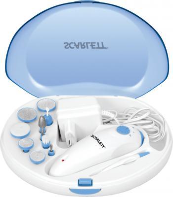 Маникюрный набор Scarlett SC-951 White-Blue - общий вид