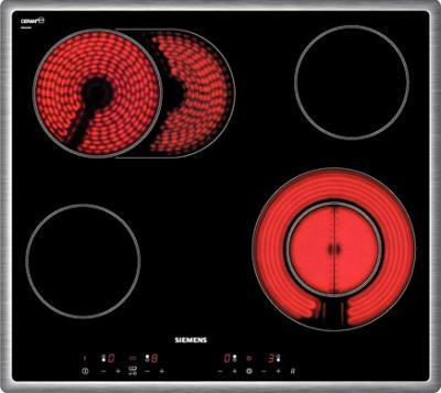 Электрическая варочная панель Siemens ET645EN15D - общий вид