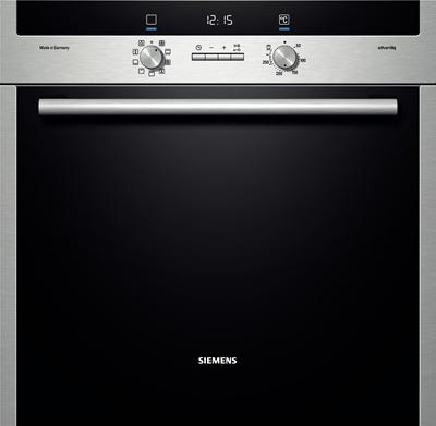Электрический духовой шкаф Siemens HB33GB541R - общий вид