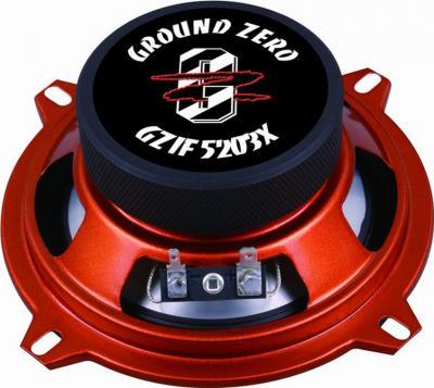 Коаксиальная АС Ground Zero Iridium GZIF 5203X - общий вид