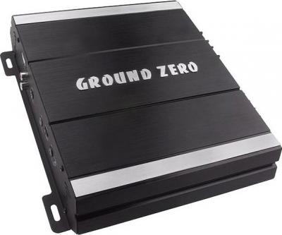 Автомобильный усилитель Ground Zero Iridium GZIA 2125HPX - общий вид